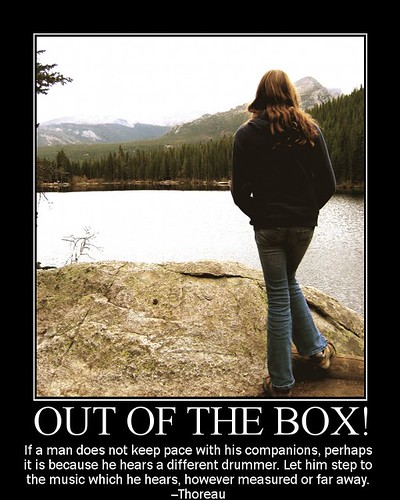 Out of the Box Thinkers Group.