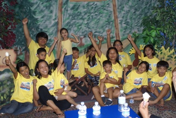SonRock Kids Camp
