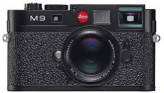 Leica M9 Front (Black)
