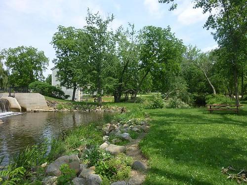 WI, Janesville - Beckman Mill 5