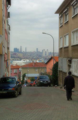 Bosphorus scene, Üsküdar, İstanbul, Pentax K10d