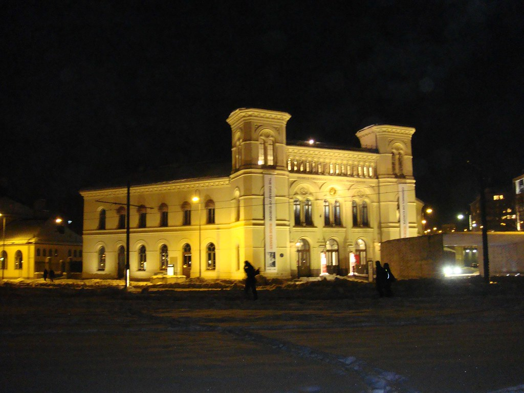Nobel Peace Center