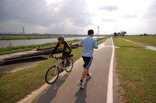 Danshui Bike Ride