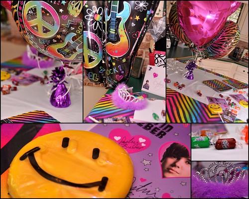Justin Bieber Rockin' Party