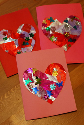 valentines, finished