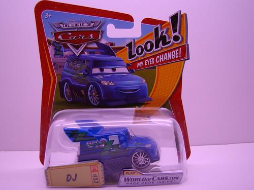 CARS Lenticular DJ
