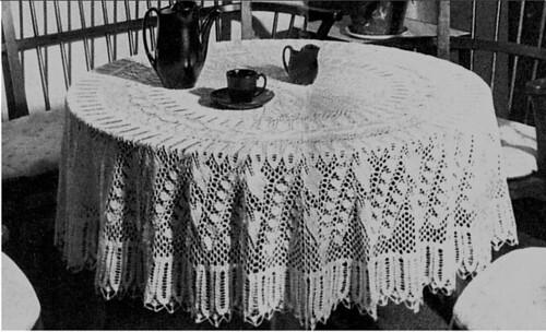 Pattern 3 - Blütenkranze