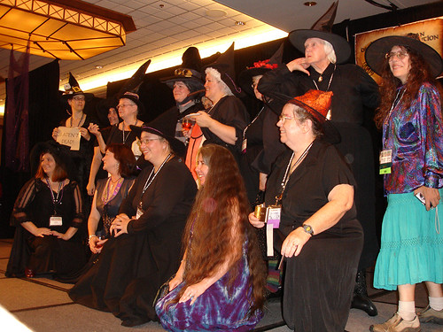 Discworld Convention Friday: Seamstresses Guild Party - Witch Group