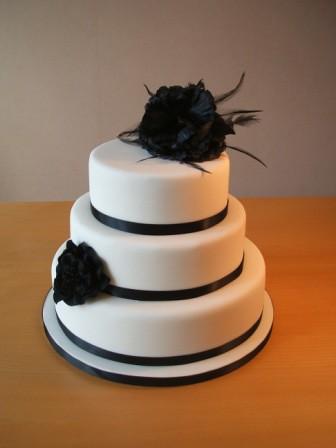 3950810679 439e5e979f Baú de ideias: Decoração de casamento preto e branco