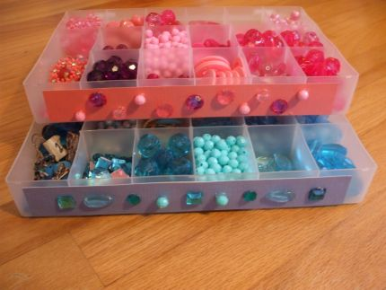 Organize Your Beads with Beaded Labels