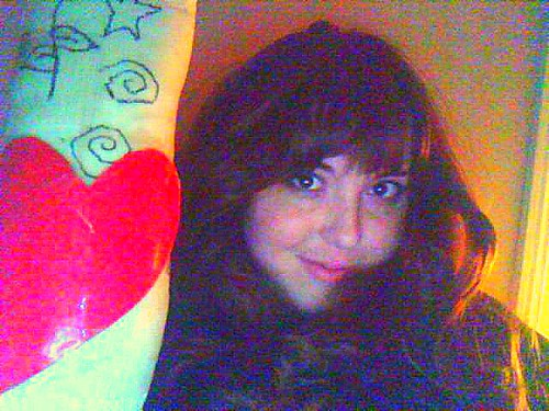 Heart on my sleeve..er, cast
