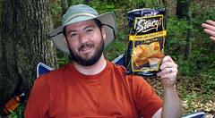 20090718 - camping - Stacy - Stacy's Pita Chip...