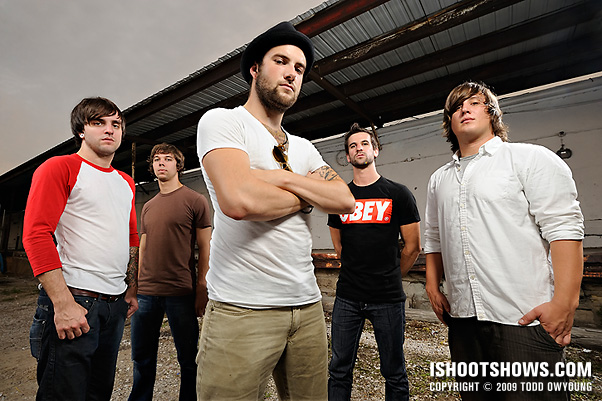 Promos: August Burns Red, Solid State Records