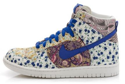 Liberty + Nike