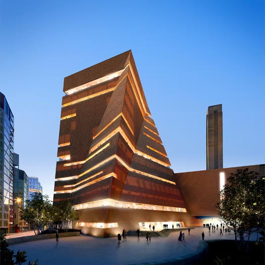 The Tate Modern, London Bankside, UK