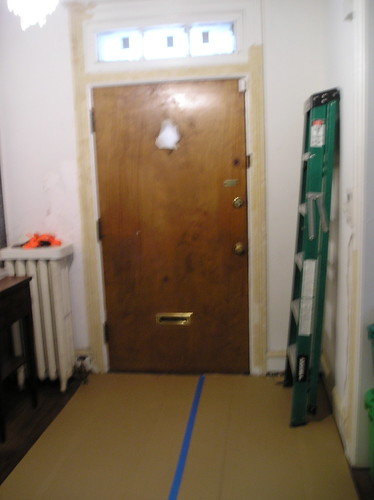 Door that came with the house
