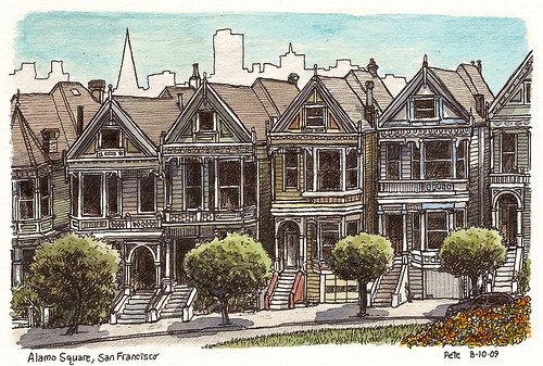 painted ladies again