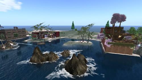 The New Old HBA Island