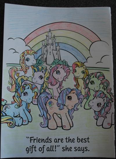 Pretty Pretty Ponies