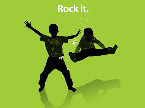 Rock_ipod