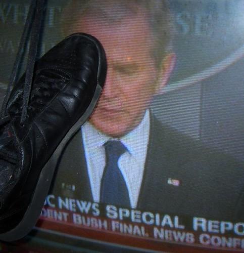 Bush's Final Press Conference: Good Riddance to Bad Rubbish