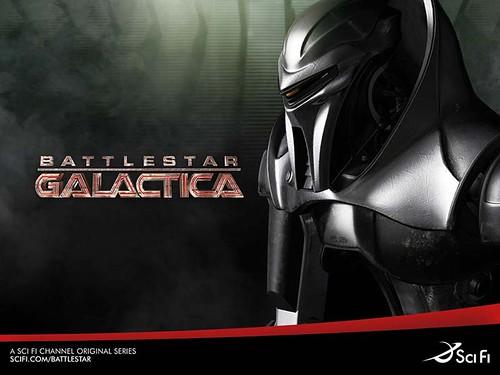 Battlestar Gallactica Centurion