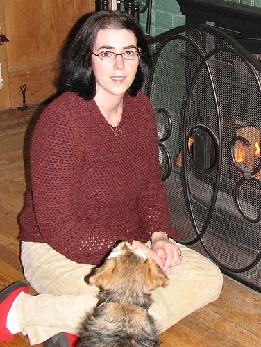 Fireside Pullover