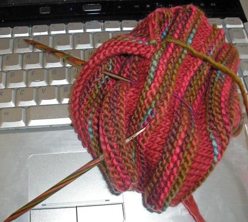 Jeffrey knitting (1)