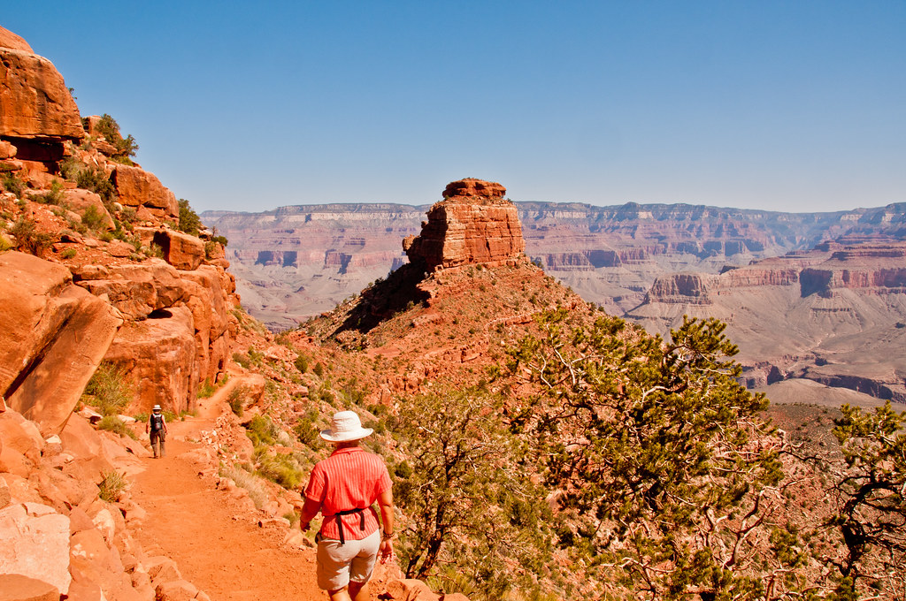 On the Kaibab Trail