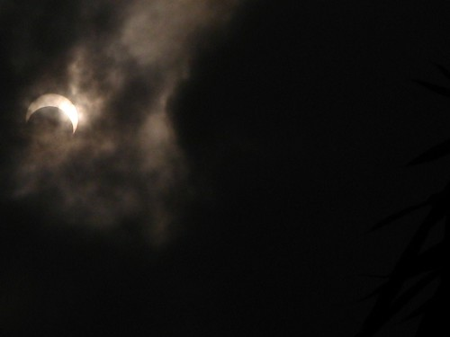 Solar Eclipse by you.
