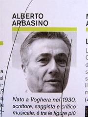 Alberto Arbasino, da Leggere a ogni costo, catalogo delle disponibilità 2009, Feltrinelli Editore 2009