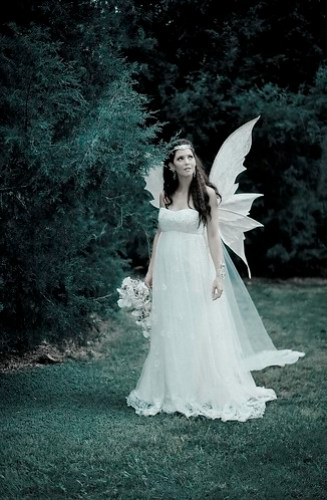 Fairy Tale Wedding Dress | Sang Maestro