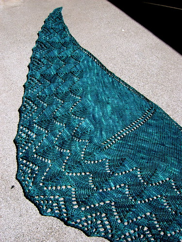 This is the pattern that my knitting friends are planning to tackle next - gorgeous, isnt it?!
