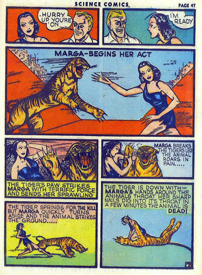 Science Comics 6 - Marga (July 1940) 07