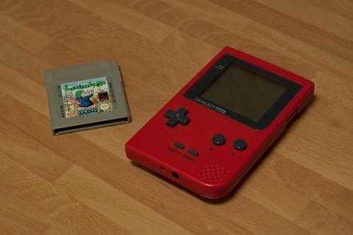 Gameboy Pocket