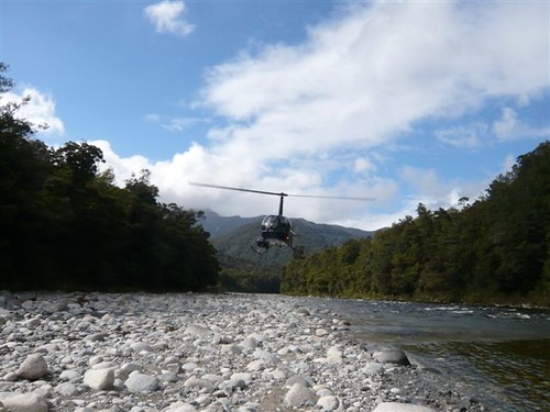 Heli-Fishing New Zealand