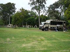 campsite Mount Kenya
