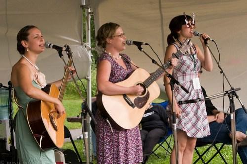 Ottawa Folk Festival: The Good Lovelies and Tom Power
