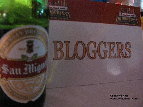 Beer and Bloggers