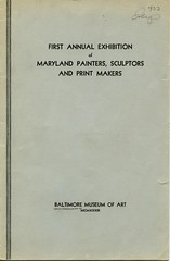 MarylandArtists1933