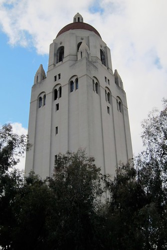 Hoover Tower Stanford University,
