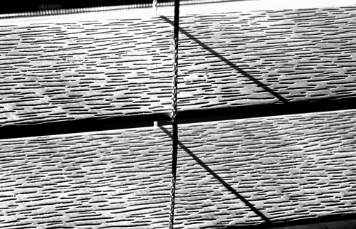 Abstract Blinds. (Ilford Pan F Plus. Nikon F100. Epson V500.)