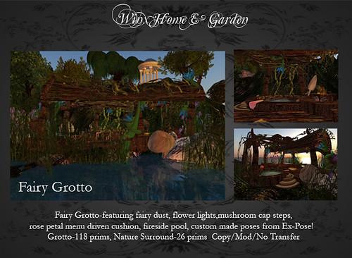 Winx- Fairy Grotto