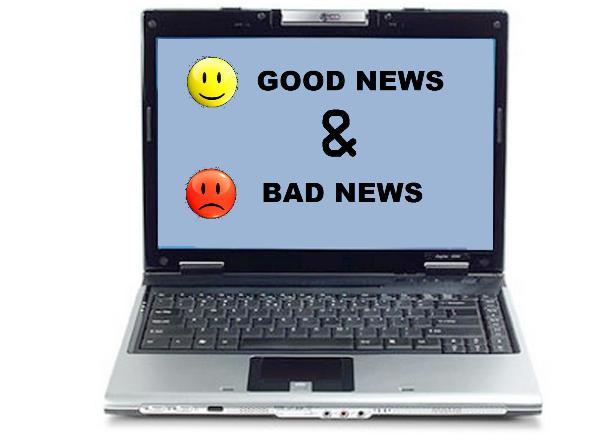 DC Budget -- Good News and Bad News