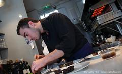 Springs Chef Daniel Rose
