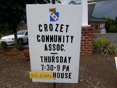 Photowalking between Crozet Elementary and home