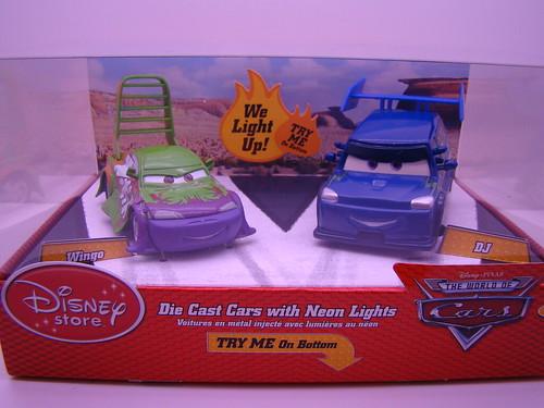 Disney Store CARS Light ups (2)