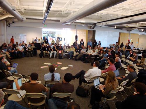 At the Internet Identity Workshop