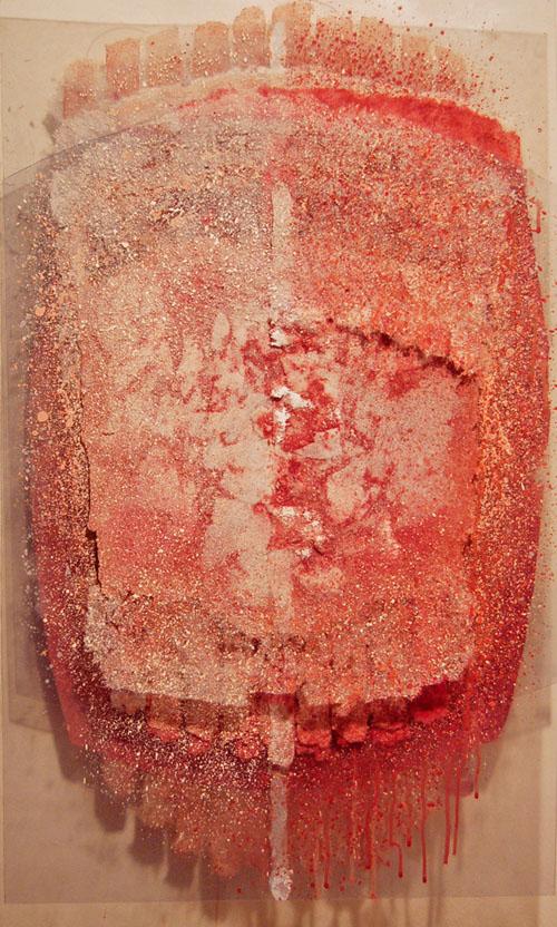 transparente 2 - 80 x50 . 2009