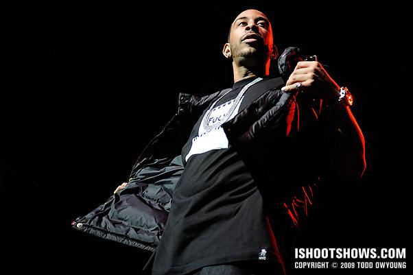 Ludacris @ the Chaifetz Arena -- 2009.02.19